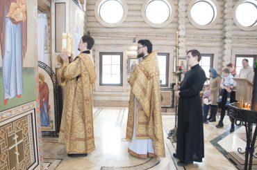 Праздник Торжества Православия в нашем храме. Фотограф — Роман Шаров